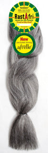 "Fashion Source Rasta Afri Freed'm Silky Braid 48"" Synthetic Extensions"
