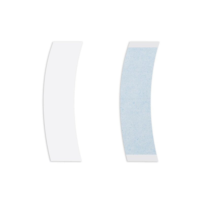 "Walker Tape Lace Front Support 3/4"" Contour C Adhesive Tape Strips"