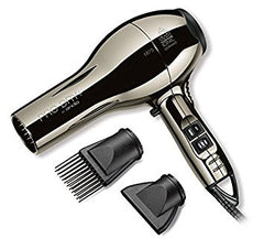 Andis Pro Dry Plus 1875 Black Chrome Hair Dryer