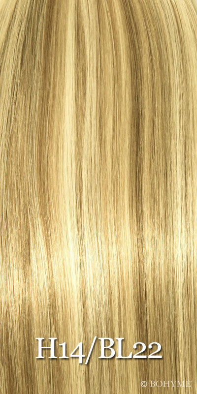 "Bohyme Essential Silky Straight Tape Ins 26"" Extensions"
