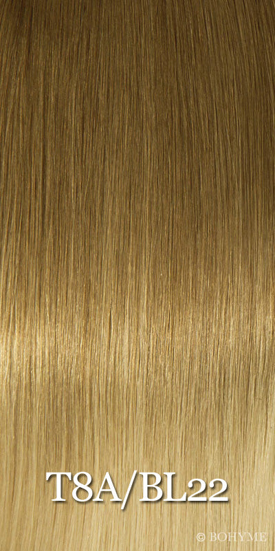 "Bohyme Essential Silky Straight Tape Ins 22"" Extensions"