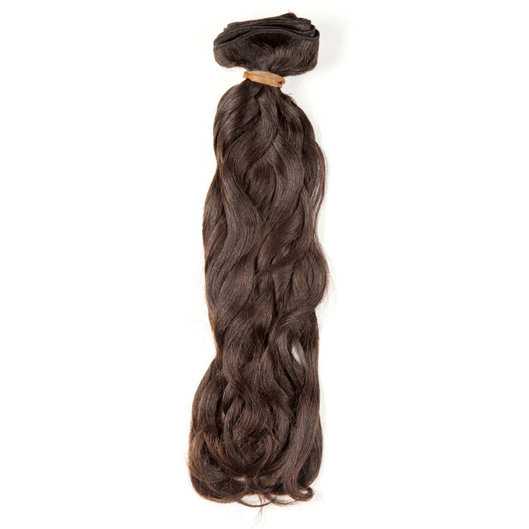 "Bohyme Birth Remi Loose Wave 12"" Extensions available at Abantu"