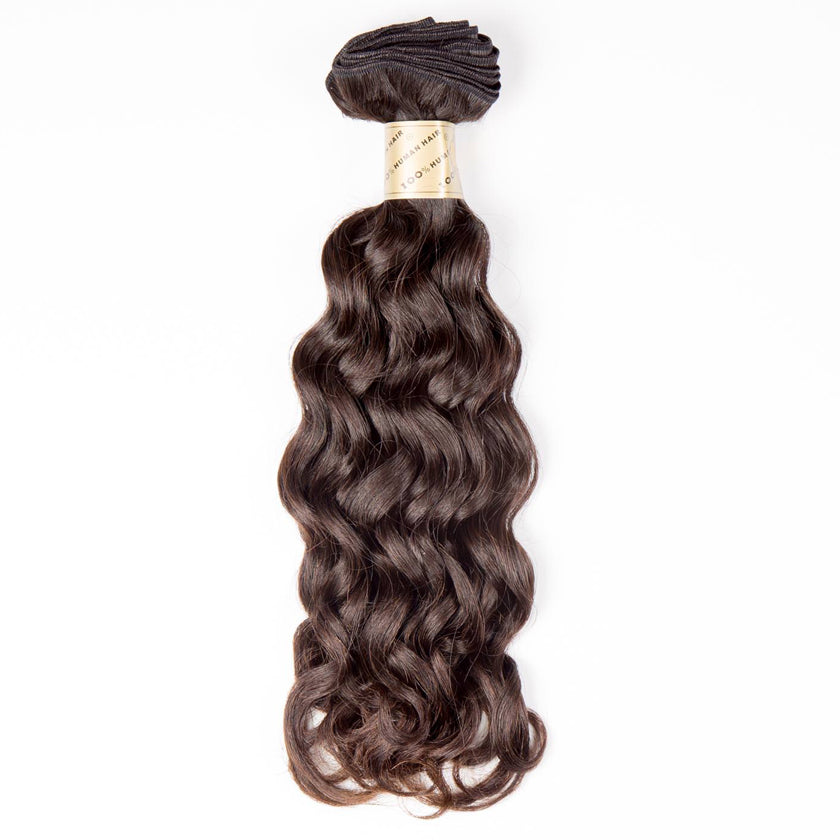 Hair Extensions Clip In Wefted Remy Synthetic Braided Fusion