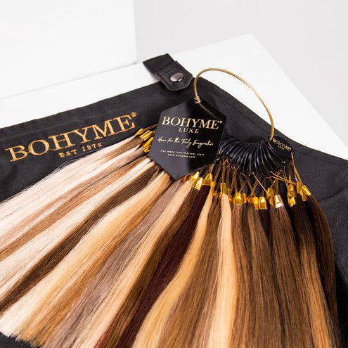 Bohyme Luxe Extensions Colour Ring