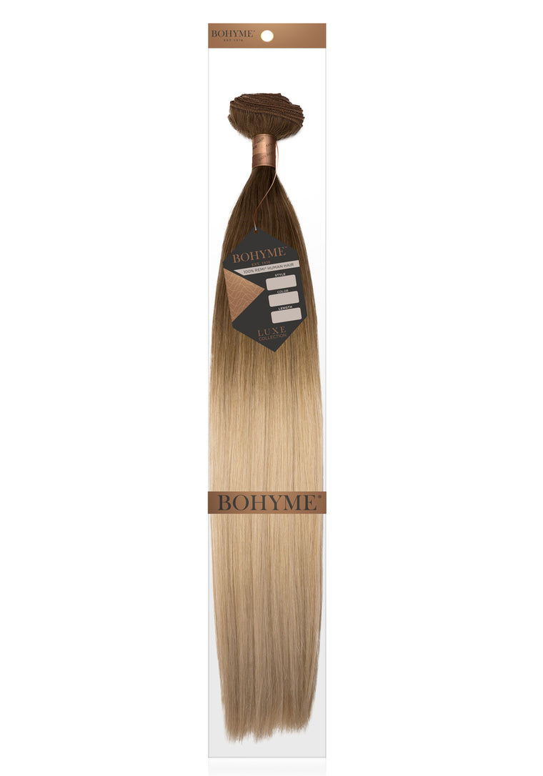 "Bohyme Luxe Silky Straight 14"" Remi Extensions at Abantu"