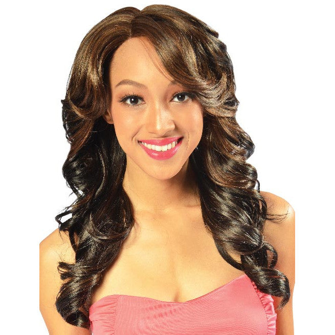 Fashion Source EZ Lace Texas Synthetic Wig