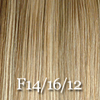 Fashion Source Clip On 7 Piece Silky Straight 18""