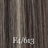 "Fashion Source STW Remy 7-piece Clip-in 20"" Extensions"