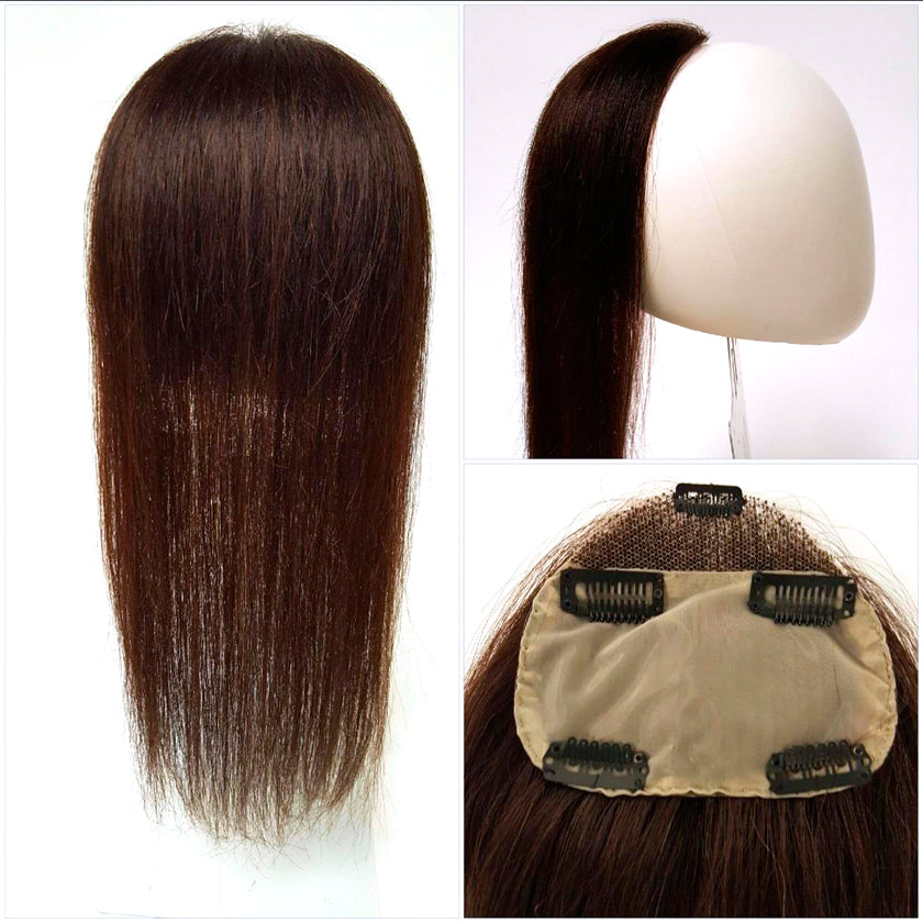 "Hair Couture Ambience Natural Bumper 18"" Top-piece available at Abantu"