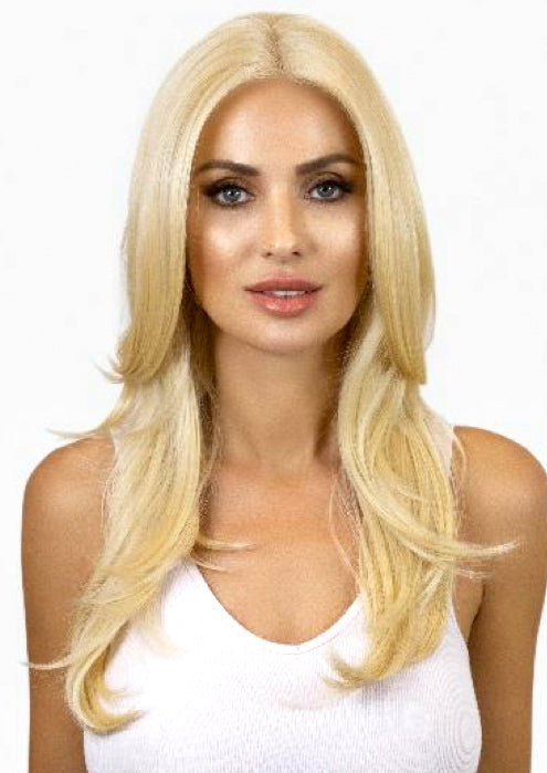 Illusionz Paris Hand-tied Lace-front Synthetic Wig