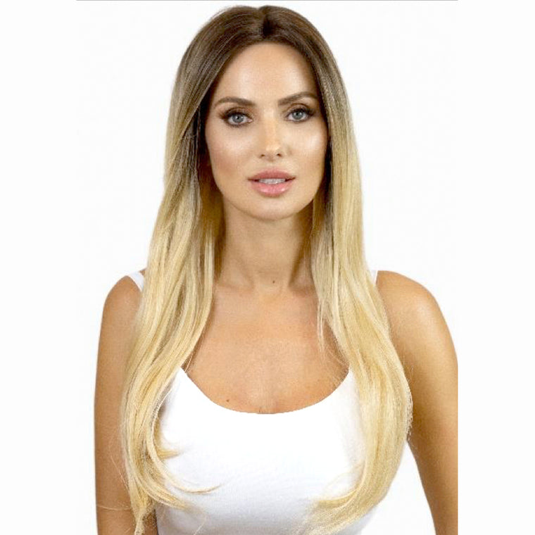 Illusionz Geneva Hand-tied Lace-front Synthetic Wig available at abantu.com