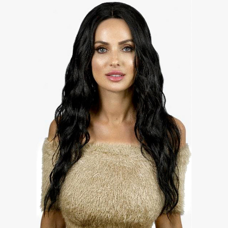 Illusionz Milan Hand-tied Lace-front Synthetic Wig available at abantu.com