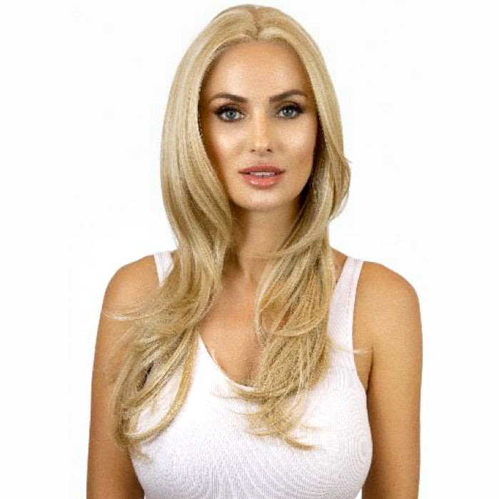 Illusionz Paris Hand-tied Lace-front Synthetic Wig available at abantu.com