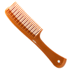 Magic Detangle Styling Comb (brown) available at Abantu