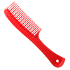 Magic Detangle Styling Comb (red) available at Abantu