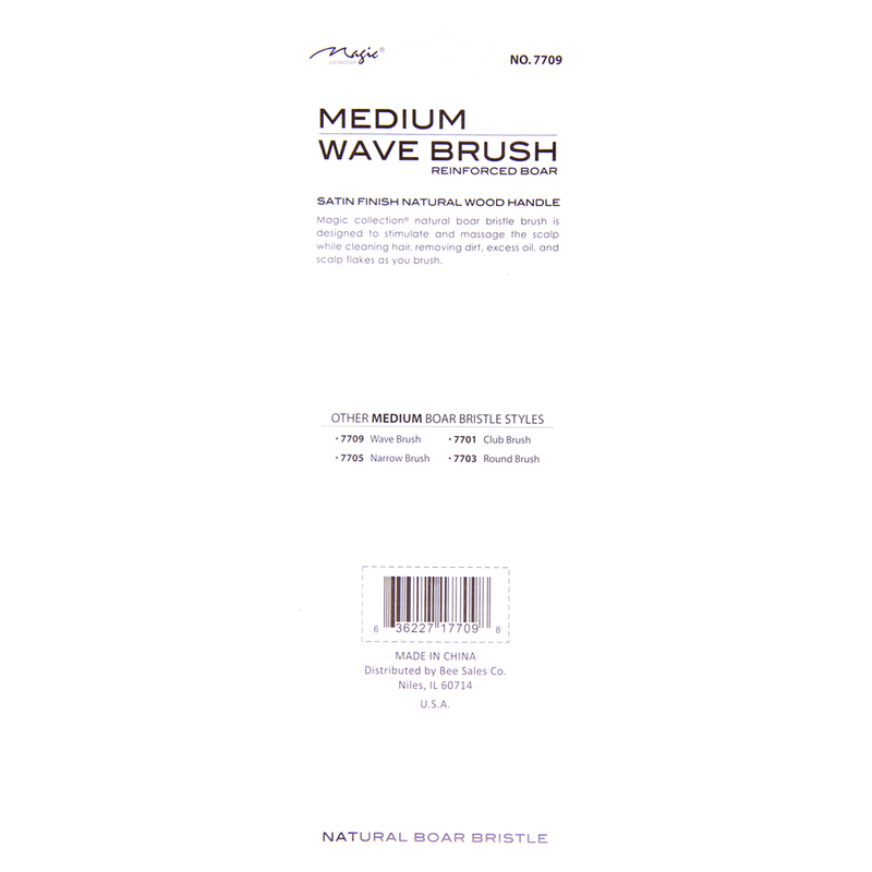 Magic Medium Wave Brush 7709 information