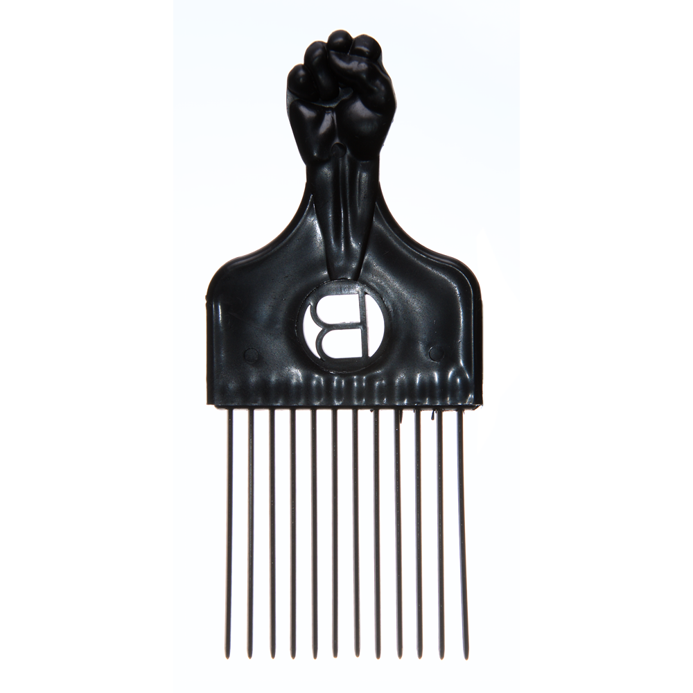 Magic Metal Pik Styling Comb available at Abantu