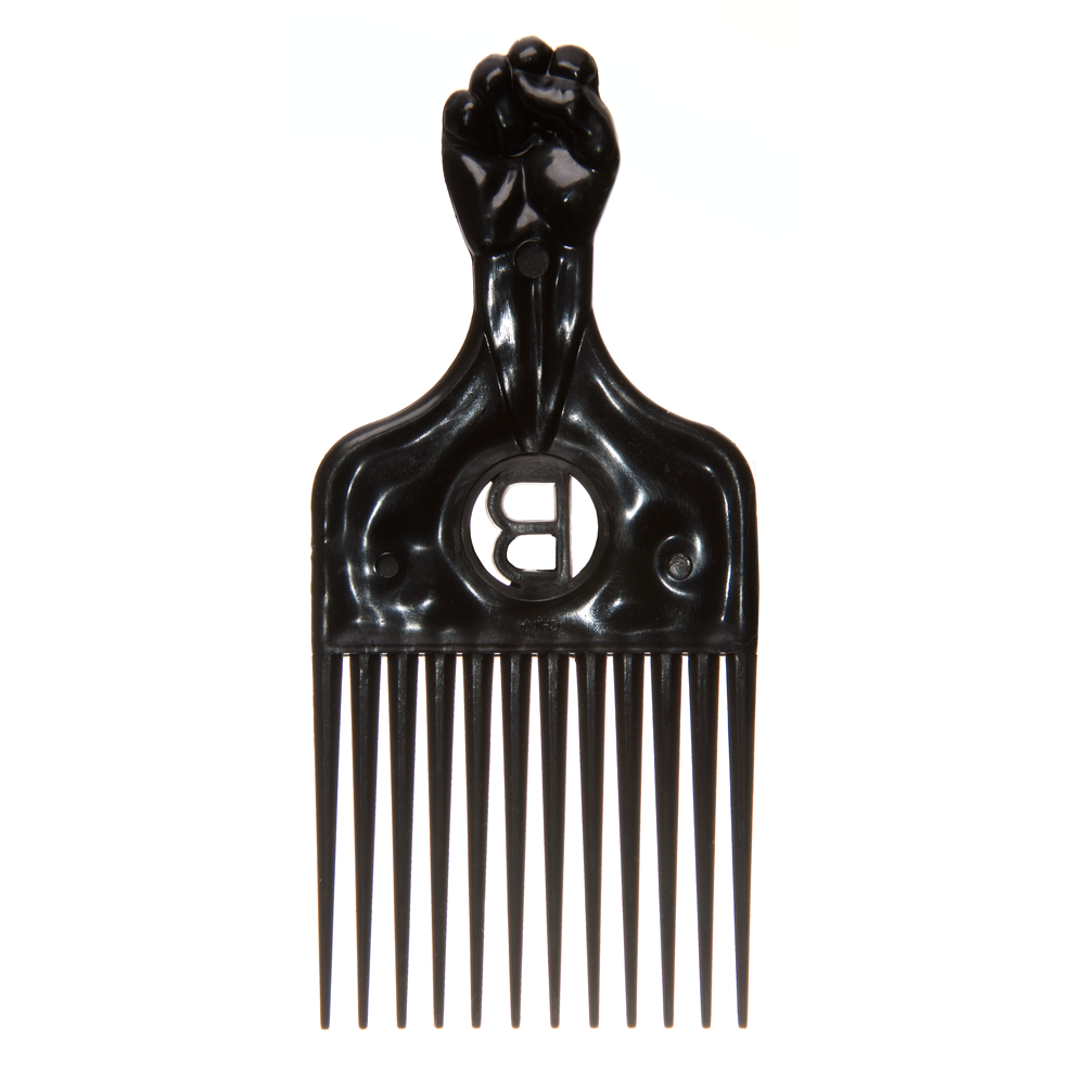 Magic Plastic Pik Styling Comb 2409 available at Abantu