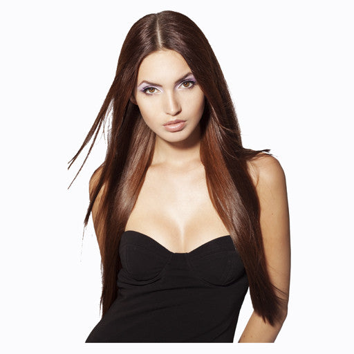 "Fashion Source STW Human 16"" Extensions available at Abantu"