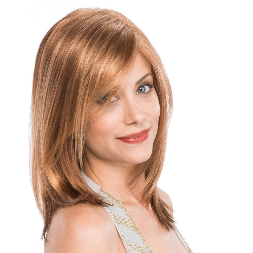 Tony of Beverly Avery Synthetic Lace-front Wig