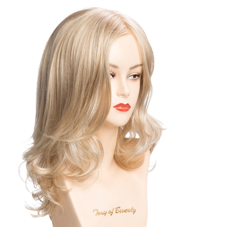 Tony of Beverly Joelle Synthetic Lace-front Wig