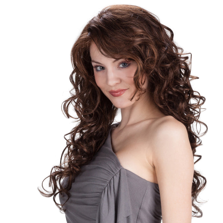 Tony of Beverly Mambo Synthetic Lace-front Wig