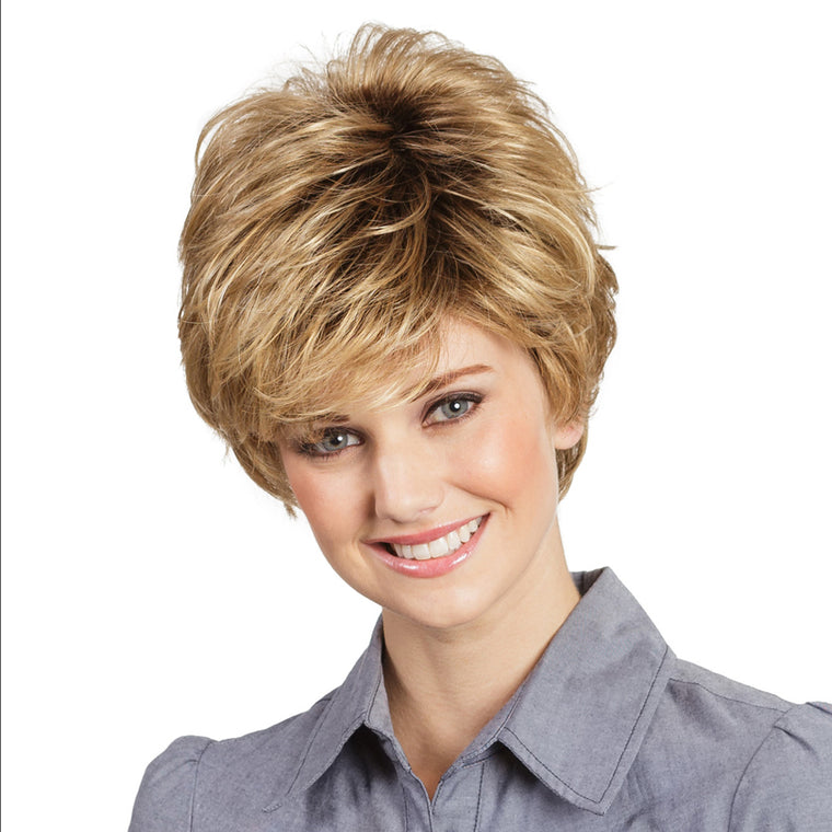 Tony of Beverly Petite Zoe Synthetic Wig available at Abantu