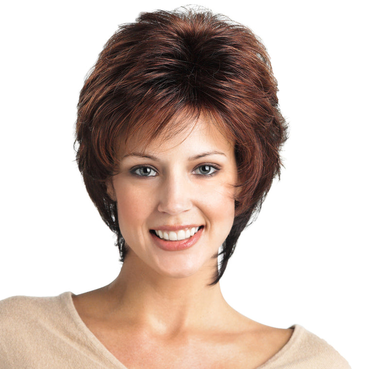 Tony of Beverly Tawny Synthetic Wig available at Abantu