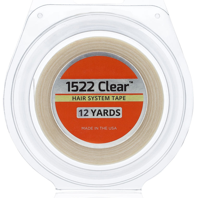 Walker Tape 1522 Clear Hair System Tape 12 yards