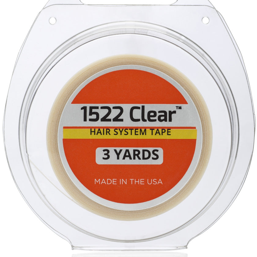 Walker Tape 1522 Clear Hair System Tape 3 yards
