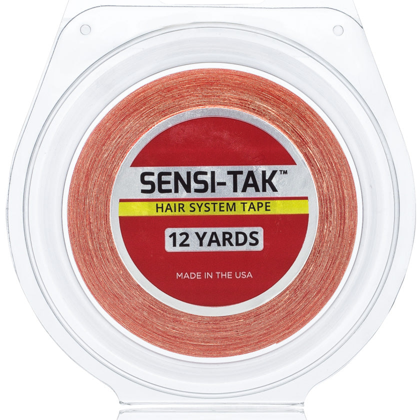 "Walker Tape Sensi-Tak (Red Liner) 3/4"" Tape Roll 12 yards"