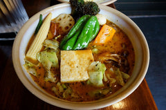 Furochan Eats: Sapporo's Soup Curry is a Joy Forever (Until You Finish Eating It)