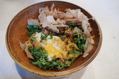 You Need This in Your Life: Bacon and Egg Mazemen from YUJI Ramen