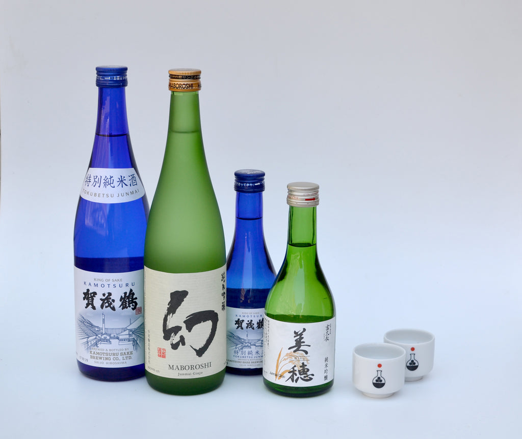 Sake Gumi Celebrating Hiroshima August 2017