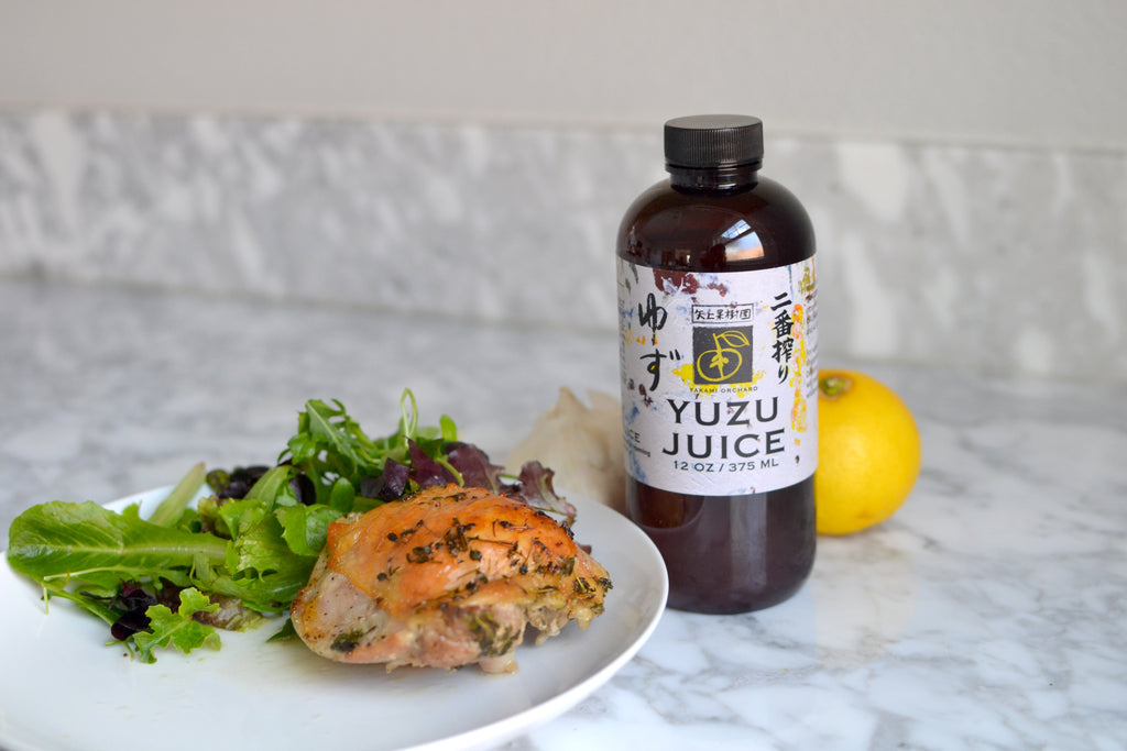 Japanify Yuzu-Herb Chicken