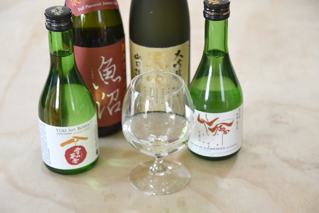 Unique Yeasts Sake Gumi