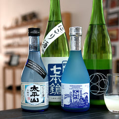 Sake Gumi Social: Not Your Mom's Nigori