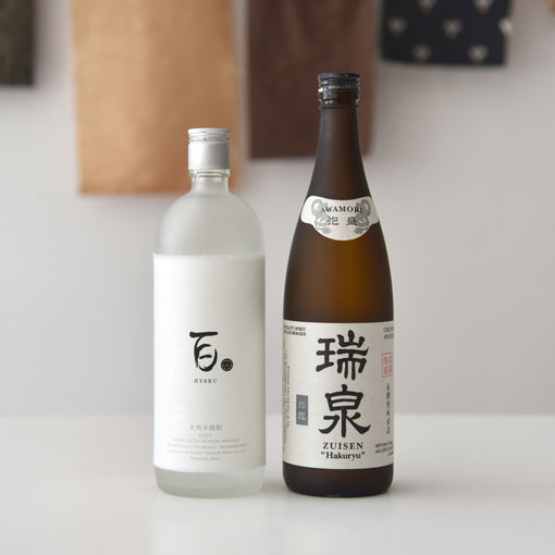 Shochu Gumi Social: Rice in Shochu