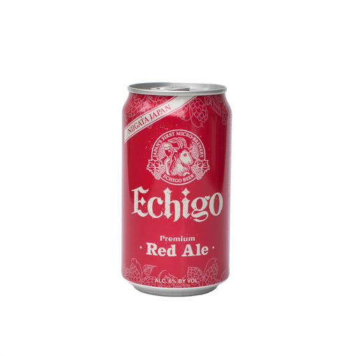 Echigo Red Ale (Multi-Pack CAN 11.8 oz)