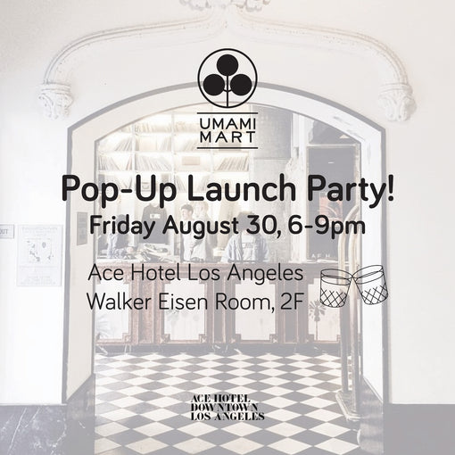 LA Pop-Up Kanpai Launch Party