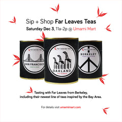 Sip + Shop Far Leaves Tea