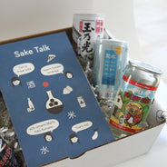 One Cup Sake Set