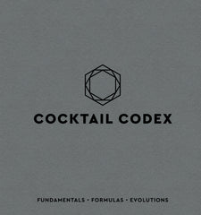 Cocktail Codex Book