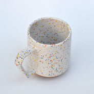 Splash White Chips Mug