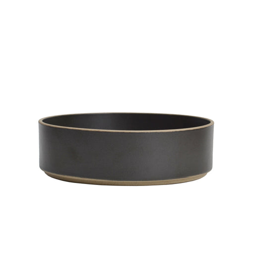 Hasami Porcelain Black Bowl 7-1/3""