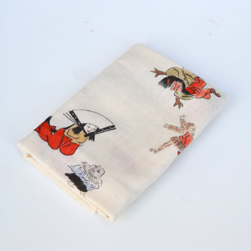 100 Demon Night Parade Tenugui Kitchen Towel