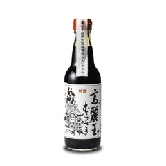 Yugeta Double Brewed Shoyu 360ml
