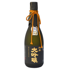 "Aizu Homare Yamadanishiki ""Black Label"" Sake (BTL 24 oz)"