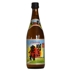 Akarui Nouson Sweet Potato Shochu (BTL 25 oz)
