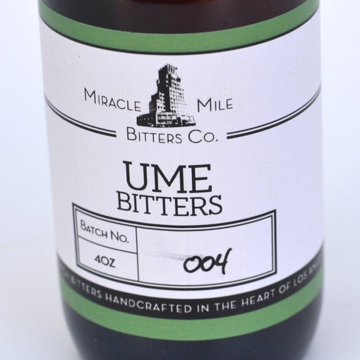 Ume Bitters